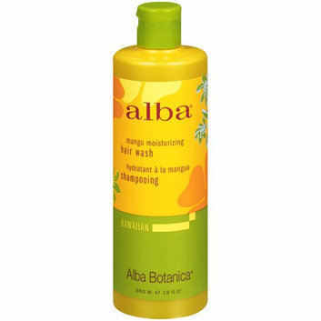 Alba Botanica Alba Hawaiian Mango Moisturizing Shampoo