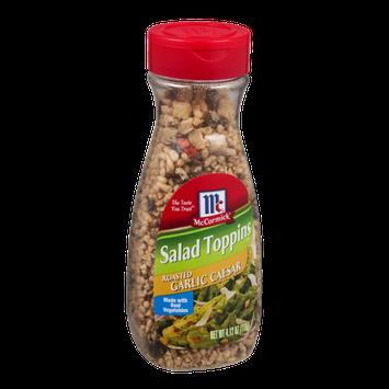McCormick Salad Toppins Roasted Garlic Caesar