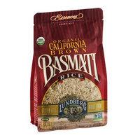 Lundberg Family Farms California Brown Basmati Rice, 1 LB (Pack of 6)