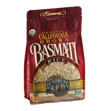 Lundberg Family Farms California Brown Basmati Rice, 1 LB (Pack of 6)