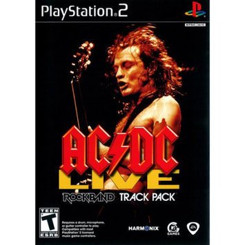 Mtv AC/DC Live: Rock Band Track Pack (Playstation 2)