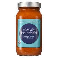 Simply Balanced Organic Vodka Pasta Sauce 24 oz