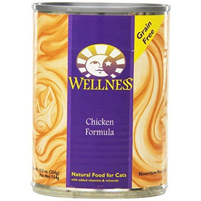 Wellness Natural Food for Pets Wellness Complete Health Natural Wet Canned Cat Food