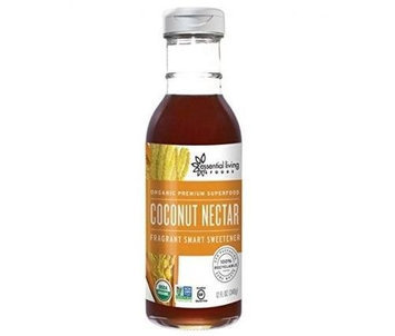 Essential Living Foods - Organic Coconut Nectar - 12 oz.