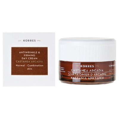KORRES Castanea Arcadia Anti-Wrinkle and Firming Day Cream For Normal to Combination Skin