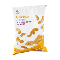 Ahold Puffed Corn Snacks Cheese