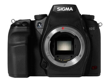 Sigma SD1 Merrilll Digital SLR Camera Body, 48 Megapixel