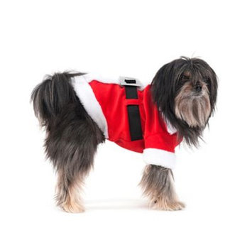 Ethical Products Inc Fashion Pet Santa Claus Holiday Dog Costume XSmall