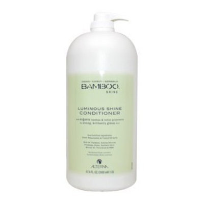 Alterna Bamboo Shine Luminous Conditioner for Unisex, 67.6 Ounce
