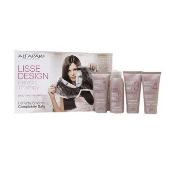 AlfaParf Milano Lisse Design Keratin Therapy Smoothing Treatment Kit, 1 set