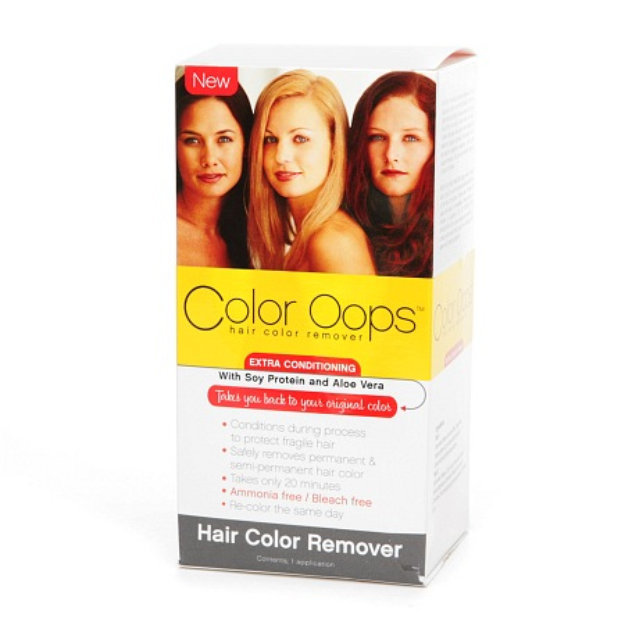 Color Oops Hair Color Remover Reviews 2019