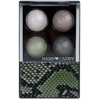 Hard Candy Mod Quad Baked Eye Shadow Compact, Pink Interlude, Smoke Mirrors Grey Palette