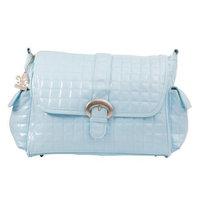 Kalencom Monique Buckle Bag, Powder Blue