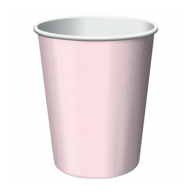 Creative Converting 563274 9 Oz Classic Pink Hot &amp