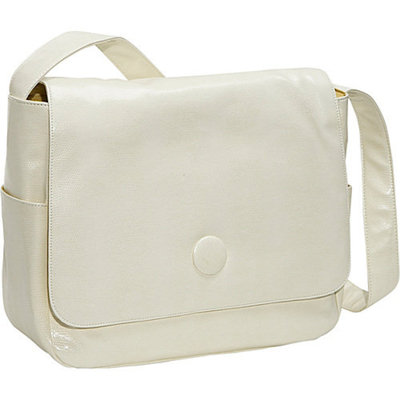 Soapbox Bags Moppet Diaper Bag: Alligator