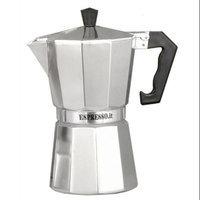 La Pavoni Traditional Aluminum Stove Top Espresso Maker (12 Cups (11 in. H))