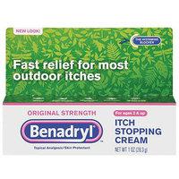 Benadryl Original Strength Itch Stopping Cream