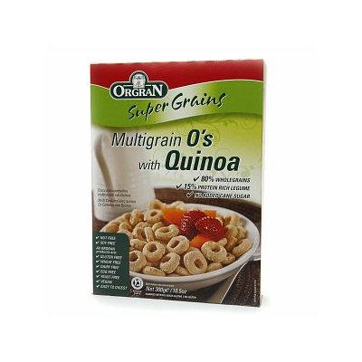 Orgran Multi Grain Gluten Free Cereal with Quinoa