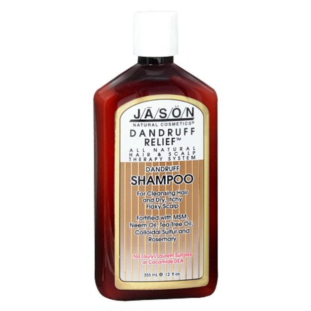JASON Natural Cosmetics Dandruff Relief Shampoo