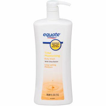 Equate Total Moisturizing Body Wash