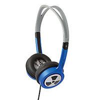 iFrogz EarPollution EP-TX-RED Toxix Headphones