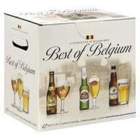 Anheuser Busch Best of Belgium Beer Bottles 12 oz, 12 pk