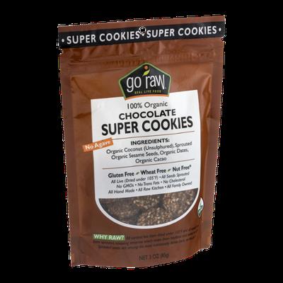Go Raw Super Cookies Chocolate