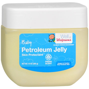 Walgreens Petroleum Jelly, Fresh Scent, 13 oz