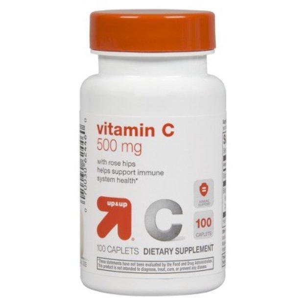Perrigo Up & Up Chewable Vitamin C Tablets - 220-pk.