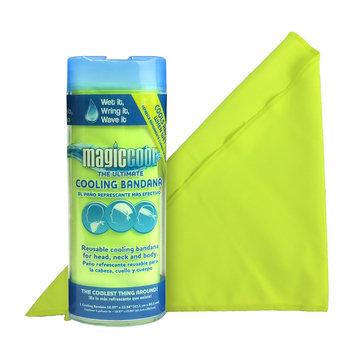 Metallized Products, Inc. Bandana Hi Viz Yellow