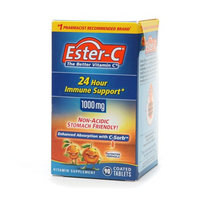 Ester C Vitamin C 1000 mg Tablets