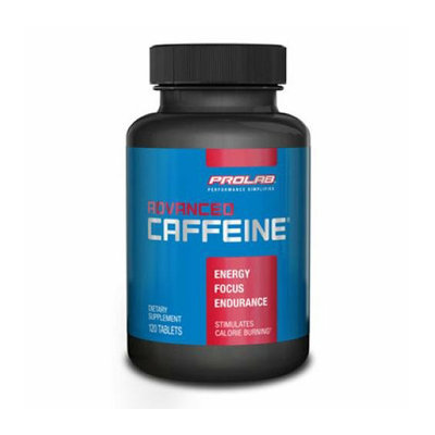 ProLab Nutrition Advanced Caffeine 120 Tablets