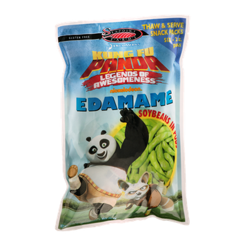 Seapoint Farms Thaw & Serve Edamame Snack Packs - 6 CT