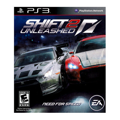 Electronic Arts Shift 2 Unleashed(PlayStation 3)