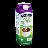 Stonyfield Organic Half & Half Creamer