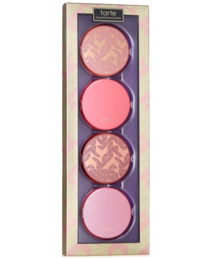 tarte At First Blush Deluxe Amazonian Clay Blush Set
