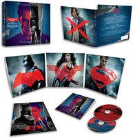 Batman V Superman: Dawn Of Justice - Cd - Deluxe Edition Original Soundtrack