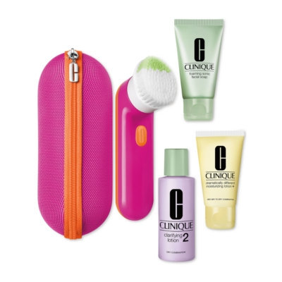 Clinique Limited Edition Clean Skin, Great Skin Set For Drier Skins