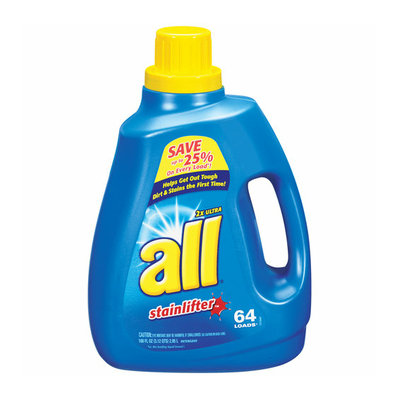 Placeholder All 2X Ultra Stainlifter Liquid Laundry Detergent