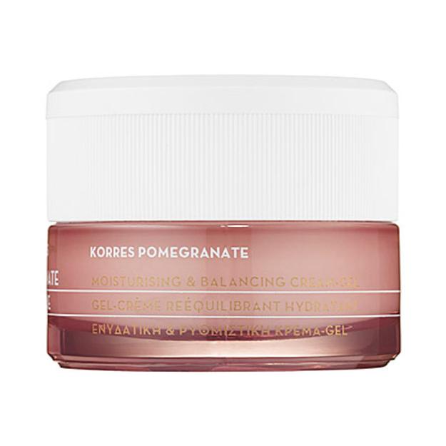 Korres Pomegranate Balancing Cream-Gel Moisturiser 1.25 oz