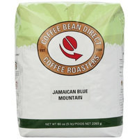 Coffee Bean Direct Jamaican Blue Mountain, Whole Bean Coffee, 5-Pound Bag