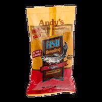 Andy's Seasoning Fish Breading Cajun