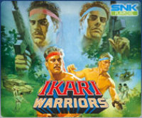 SNK Playmore USA IKARI WARRIORS DLC