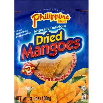 Philippine Brand Dried Mangoes, 3.5 oz