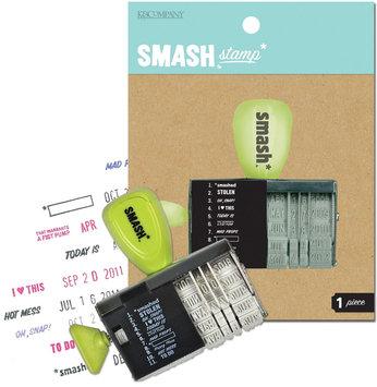 K & Company 30614833 Date SMASH Stamp