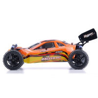 1/10 2.4Ghz Exceed RC Beginner Version .16 Engine Nitro Powered Off Road Buggy Baha Red (OR NEXT AVAILABLE COLOR SENT AT RANDOM)
