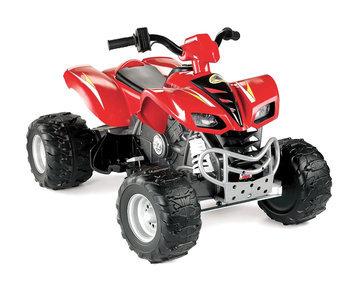 Power Wheels Kawasaki KFX ATV 12V Electric Ride-On