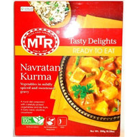 MTR Navratan Kurma, 10.58-Ounce Boxes (Pack of 5)