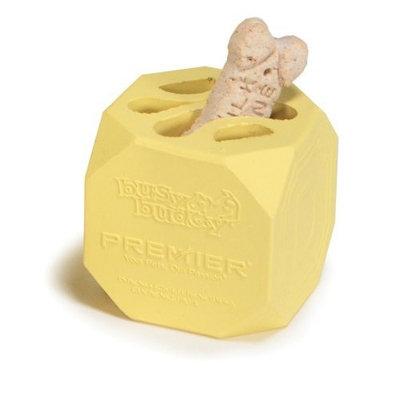 Premier Pet PetSafe Busy Buddy Biscuit Block Puppy Toy, Medium