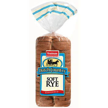 Stroehmann Arnold Rye No Seeds Bread, 20 oz